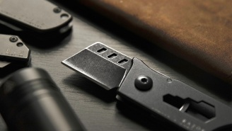 Cut Into This Amazing Deal On A $30 Keychain Box Cutter