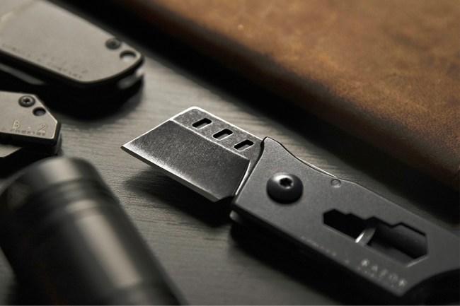 Keychain Box Cutter