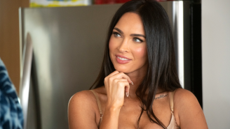 Megan Fox Says She Was 'Stoned And Murdered' By Hollywood, But Now She's Back… Or Something
