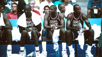 Michael Jordan Reportedly Tried To Humiliate Clyde Drexler During Dream Team Scrimmages