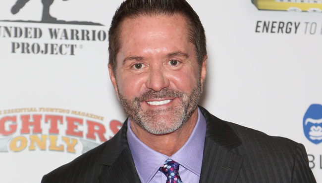 Mike Goldberg voice of MMA interview