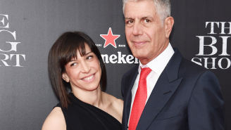 Anthony Bourdain's Widow Rips 'Roadrunner' Director Over The Controversial Use Of A.I. In Chef's Documentary