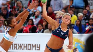 Pink Offers To Pay Norwegian Women's Handball Team's Fines For Not Wearing Bikini Bottoms