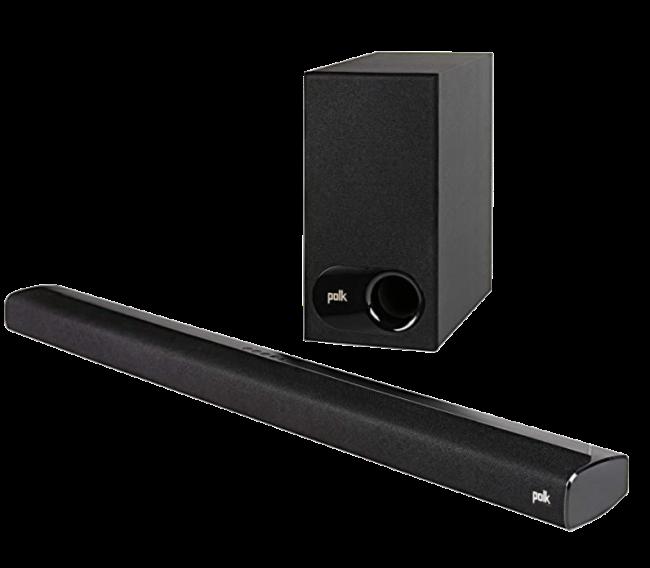 Polk Audio Signa S2 Ultra Slim TV Sound Bar
