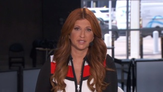 An Emotional Rachel Nichols Apologizes To Maria Taylor On Live TV For Calling Her A 'Diversity' Hire In Leaked Audio