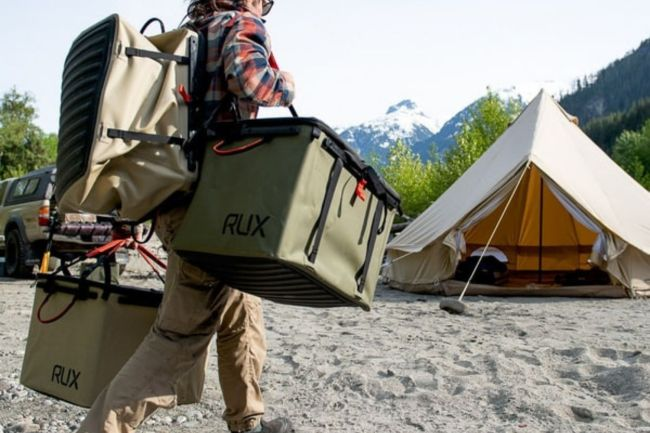 RUX Collapsible Tote