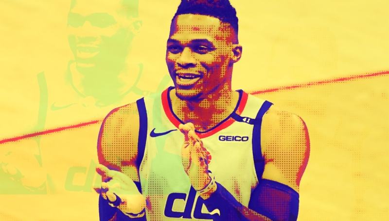 We Talked With Russell Westbrook About His Fashion Philosophy And Fans Who Want Him To 'Shut Up And Dribble'