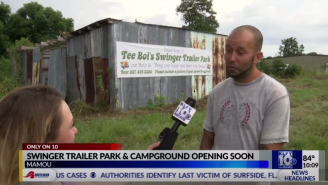 A Trailer Park For Swingers Is Set To Open In Louisiana And It's Unsurprisingly Run By A Man Named 'Tee Boi'
