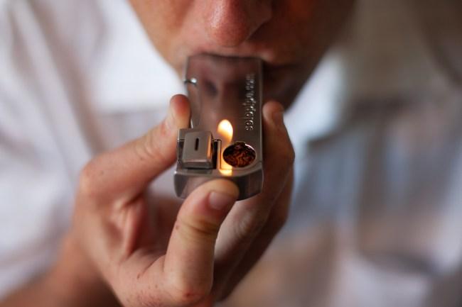 Self Lighting Pipe