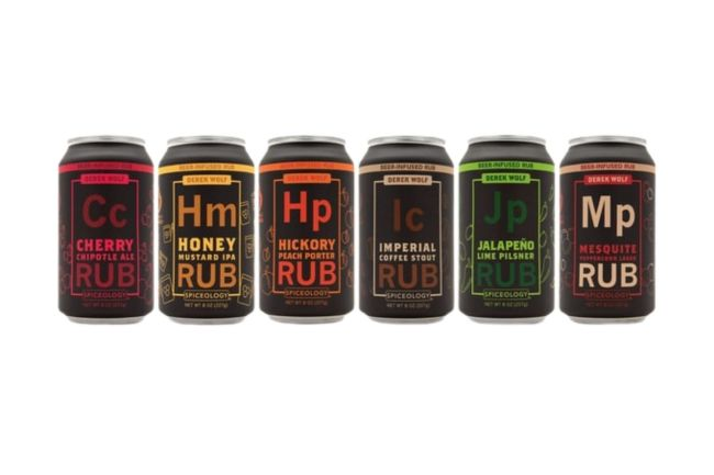Spiceology Beer Rub