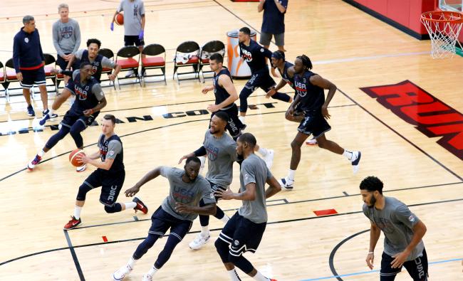 Team USA Reveals New Basketball Jerseys For Tokyo Olympics Reaction