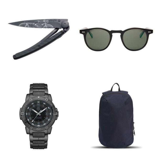 Everyday Carry Essentials Campside