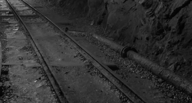 TikToker Discovers Abandoned Railway In An Underground Cave Under Homes Basement