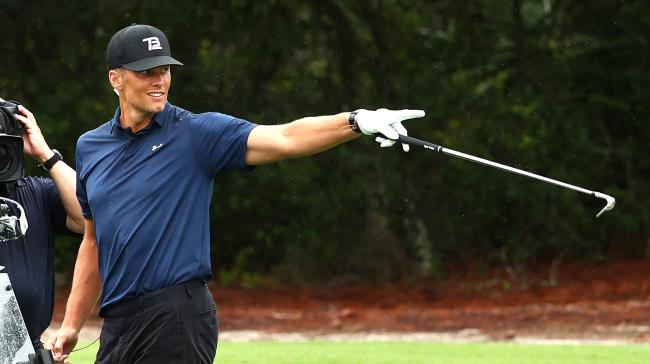 Tom Brady And Charles Barkley Trading Trash Talk Over Their Golf Games