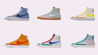You Can Still Get Travis Kelce's Custom Nike Collection Inspired By His NFL Career
