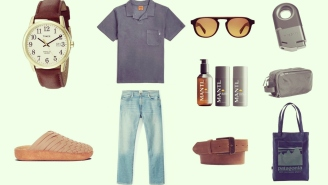 Everyday Carry Essentials For Taking It Easy