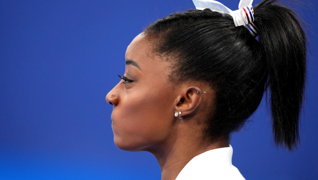 Video Reveals What Simone Biles Told Her Teammates When She Decided To Quit