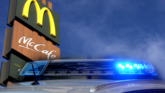 Woman Leads Cops On Destructive Chase, Gets Arrested At McDonald's Drive-Thru In Absolutely Insane Story