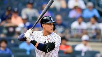 Yankees Broadcaster Mistakenly Calls Aaron Judge Home Run Replay A Home Run Again, Blames It On The Monitor