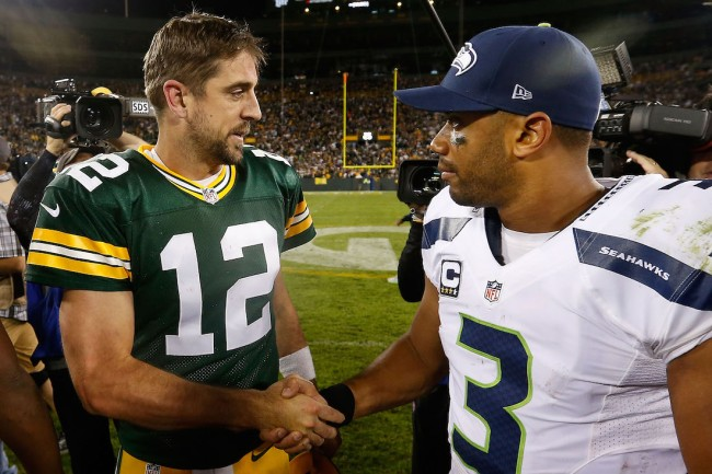 For Green Bay Packers quarterback Aaron Rodgers to save his legacy, it might be time for him to follow the lead of Russell Wilson