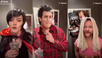 TikToker Throws Adam Sandler Theme Party And It's My New Favorite Theme Party Idea