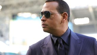 Alex Rodriguez Arriving Via Helicopter To Billionaire Michael Rubin's 'Epic' 4th Of July White Party Was Reportedly A Very Effective Aphrodisiac