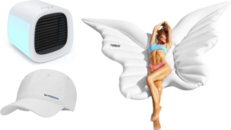 Beat The Heat By Staying Cool With These Unique Products via Amazon Launchpad