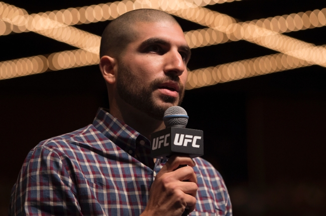 Ariel Helwani dogs ESPN for increasing its UFC coverage following his departure from the network
