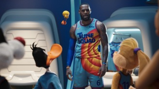 'Space Jam: A New Legacy' Director Wants To Make A Third Movie In The Franchise With The Rock