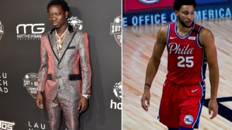 Comedian Michael Blackson Claims Close Friend Ben Simmons Slid In His Girlfriend's DMs During Sixers Playoff Run