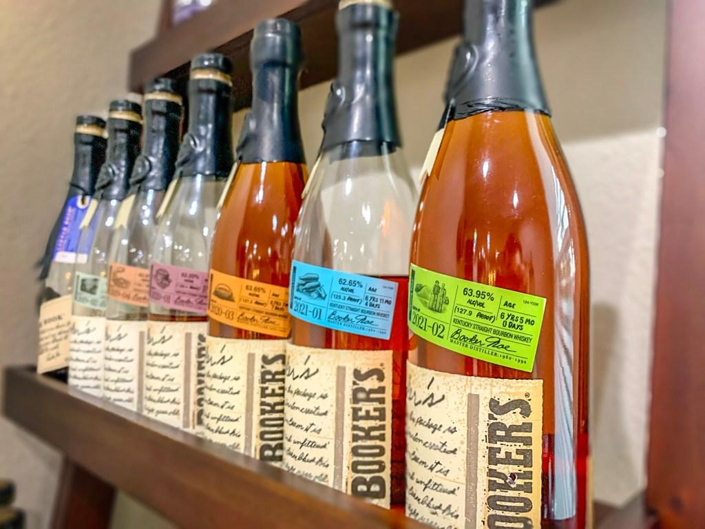 Best Bourbon Bookers Batch Bourbon