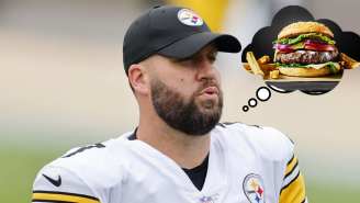 Ben Roethlisberger Is Reportedly Focused On His Diet And Losing Weight, Which Is Hilarious In Year 18