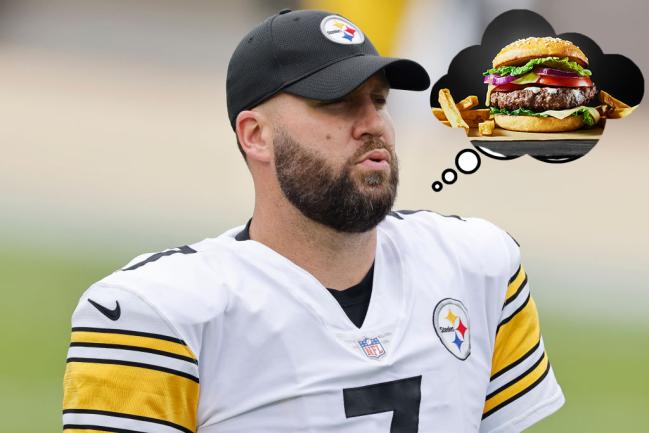 Ben Roethlisberger Steelers Diet