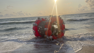Bubble Boat Barges On Beach After Florida Man Sails In Completely Wrong Direction (Again)