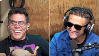 Casey Neistat Tells Steve-O How He Scored The Most Expensive Plane Ticket In The World For Free