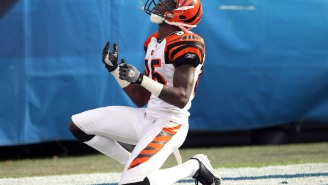 Chad Johnson Explains Wild TD Celebration He Had Planned But Never Actually Got To Do During NFL Career