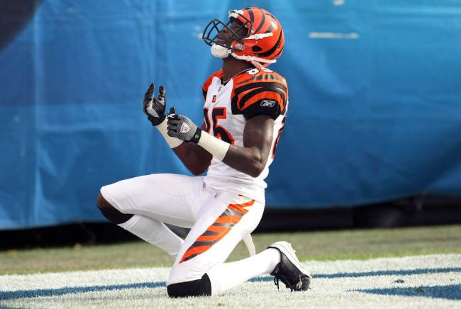 Former NFL wideout Chad Johnson describes the one TD celebration he regrets never doing during his career