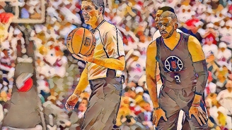 A Timeline Of Chris Paul And Ref Scott Foster's Bitter History After Paul Goes 0-13 In Playoff Games Foster's Officiated