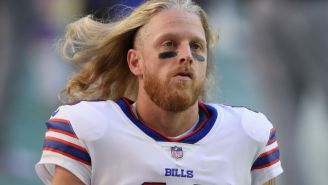 WATCH: Cole Beasley Reads Prepared Statement About His Gripe With The NFL And The Perception He's Being Selfish With Vaccination Stance
