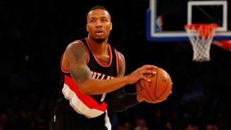 The World's Truly Messed Up If Damian Lillard Really Prefers The Knicks As His Top Trade Destination