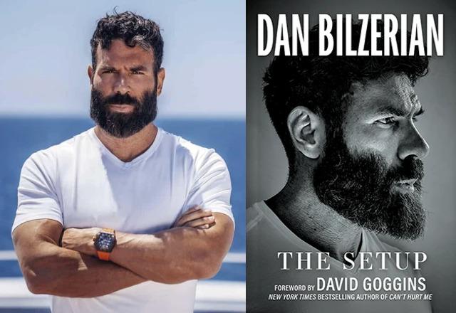 Dan Bilzerian / The Setup book