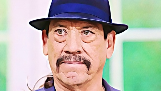 Danny Trejo On How Narrowly Dodging The Gas Chamber While Imprisoned In The 60s Scared Him Straight