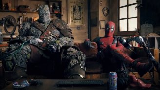 Deadpool Takes Shots At Fox And Confirms Third Film Is Happening In Official MCU Debut