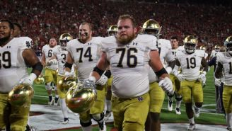 Florida State Lineman Dillan Gibbons Using NIL Ruling To Help Out His Disabled Friend
