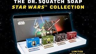Introducing The Dr. Squatch Soap Star Wars™ Collection – Limited Edition Soaps In A Special Collectors Box