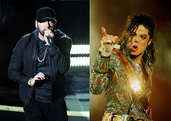 Eminem versus Michael Jackson, why did the king of pop buy the rights to Slim Shady's rap music