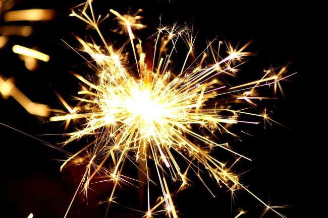 lit firework tossed into convertible nashville