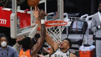 ESPN/ABC Reportedly Set Up To Make $250 Million During NBA Final Thanks To Giannis Antetokounmpo's Clutch Block In Game 4