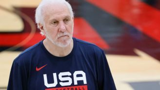 Gregg Popovich Scolds Reporter When Asked Why Team USA Continues To Lose To Teams They've Blown Out In The Past