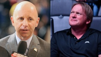 Sean McDonough Opens Up About 'Awkward' MNF Stint With Jon Gruden, Who Didn't Want To 'Engage In Conversation'